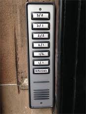 Door Entry Keypad