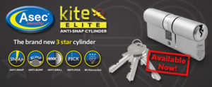 Kite Elite Anti Snap Locks